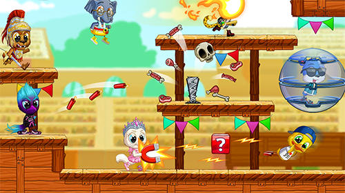 Fun run 3: Arena screenshot 4