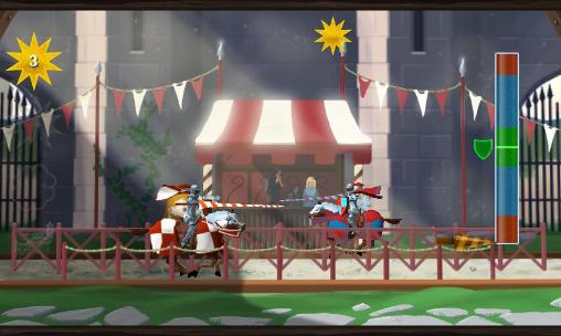 Knights and snails Screenshot