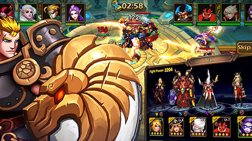 Legacy of heroes für Android