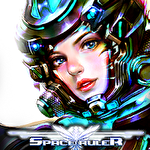 Space ruler icon