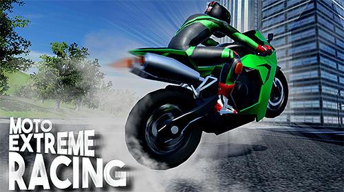 Moto extreme racing Screenshot