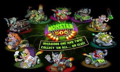 Monster 500 ícone