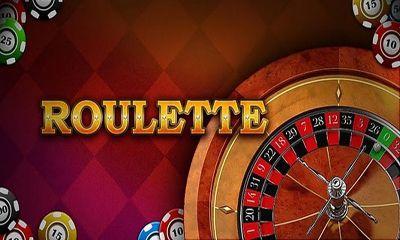 Roulette 3D icon