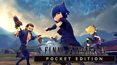 Final fantasy 15: Pocket edition скріншот 1