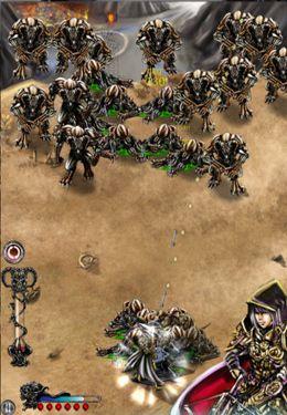 Screenshot Schlachtbogen: Erschieß die Dämonen auf dem iPhone