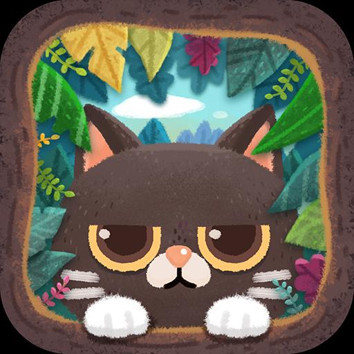 Secret Cat Forest ícone