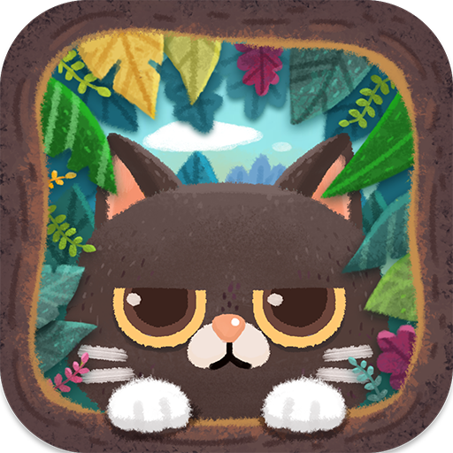 Secret Cat Forest icône