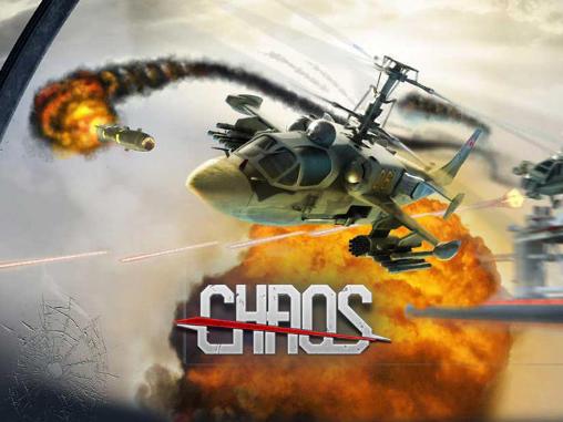 logo Chaos: Hélicoptères de combat