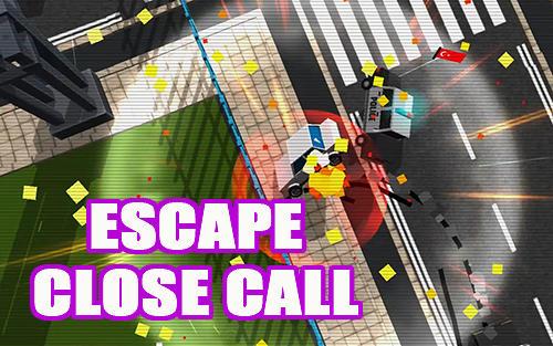 Escape: Close call icon