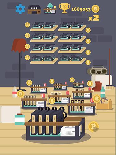 Bitcoin mining für Android