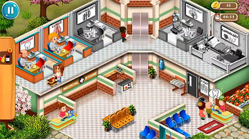 Doctor dash: Hospital game pour Android