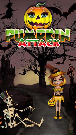 Pumpkin attack captura de pantalla 1