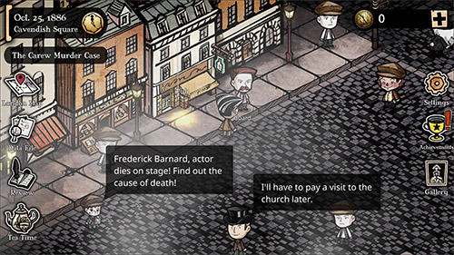 Quest games MazM: Jekyll and Hyde in English