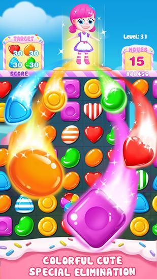 Candy story capture d'écran 1