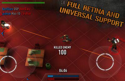 Screenshot Im Visier - Onlinespiel auf dem iPhone