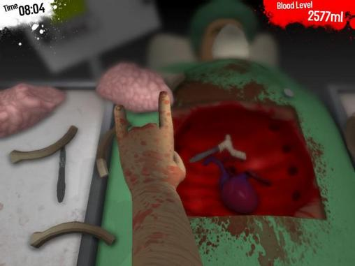 Surgeon simulator für Android