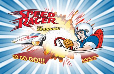 logo Speed Racer: The Beginning