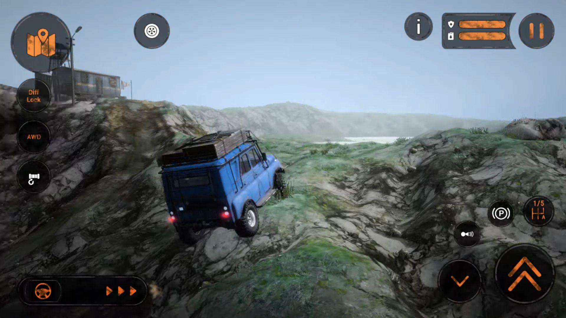 Simulateurs MudRunner pour smartphone