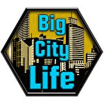 Big city life: Simulator icône