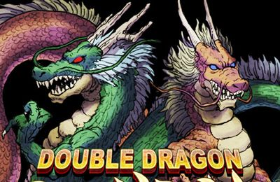 logo Double Dragon