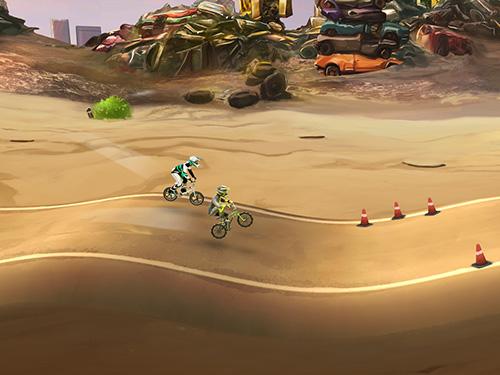 Screenshot Verrückte Skills BMX 2 auf dem iPhone