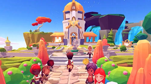 Sky island saga for Android
