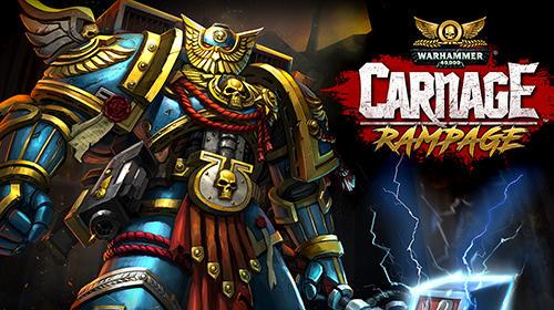Warhammer 40,000: Carnage rampage screenshot 1