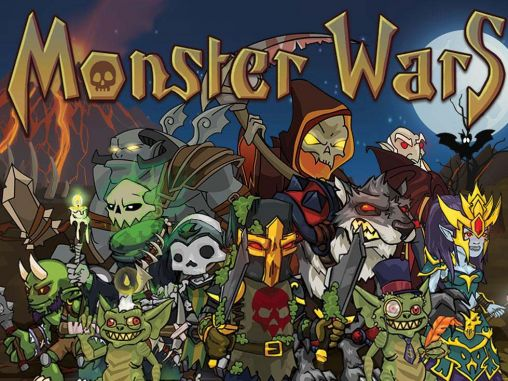 Monster wars Screenshot