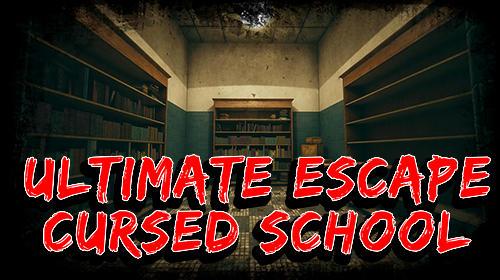 Ultimate escape: Cursed school screenshot 1