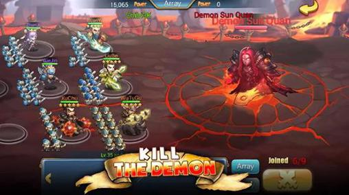 Chibi 3 kingdoms für Android