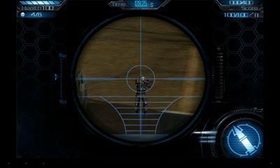 Juegos de arcade iSniper 3D Arctic Warfare para teléfono inteligente