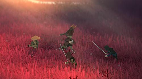 Glorreiche Zeiten: Samurai für iPhone