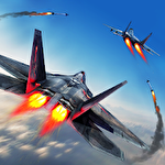 Иконка War plane 3D: Fun battle games