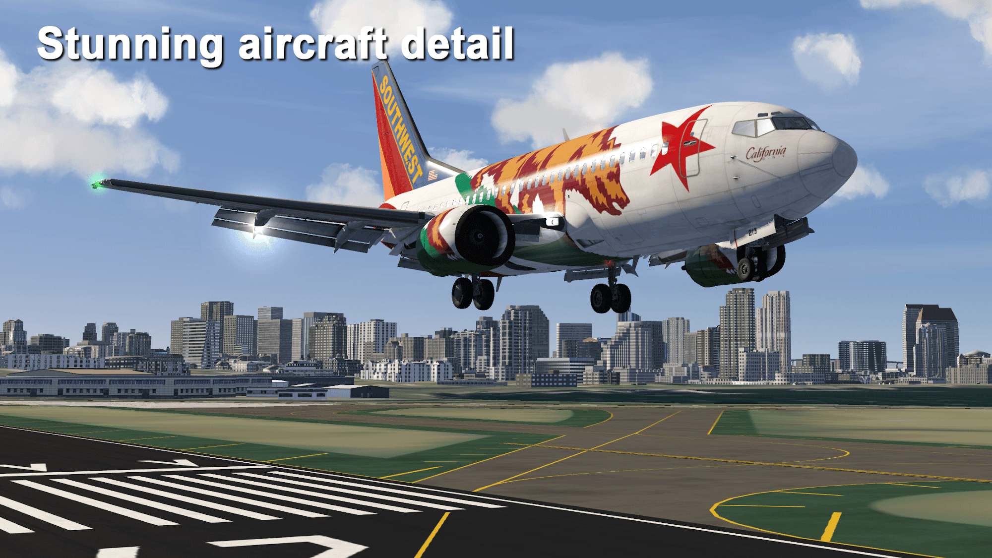 Aerofly FS 2020 screenshot 1