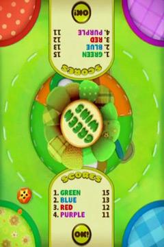 Screenshot Marmorkugel Mixer auf dem iPhone