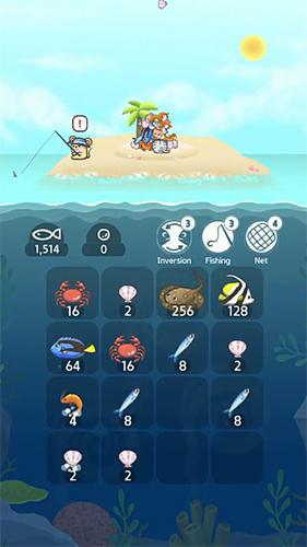 Kitty cat island: 2048 puzzle auf Deutsch