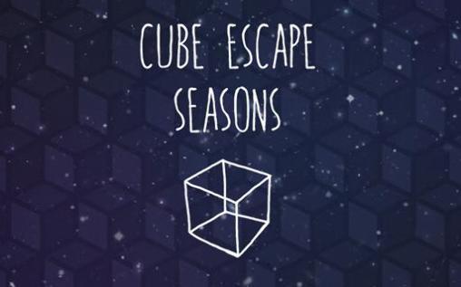 Cube escape: Seasons Screenshot