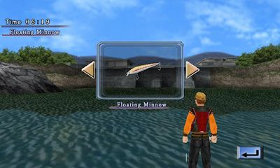 Bass Fishing 3D on the Boat screenshot 1