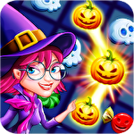 Halloween witch connect Symbol