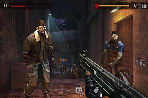 Mad zombies for Android