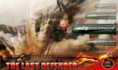 The Last Defender capture d'écran 1