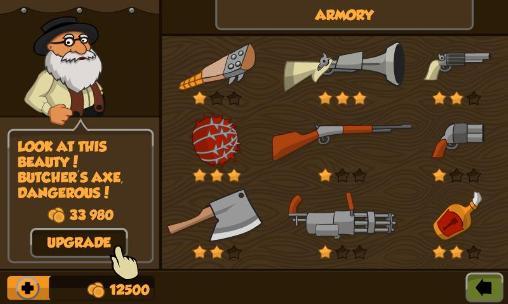Zombies and guns para Android