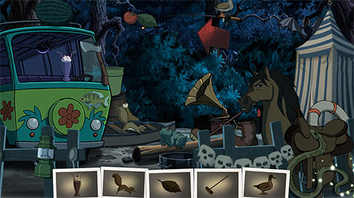 Scooby-Doo mystery cases für Android