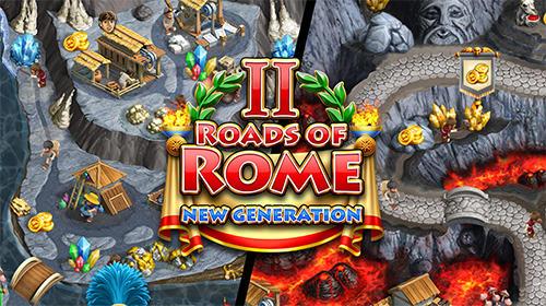 Roads of Rome: New generation 2 capture d'écran 1