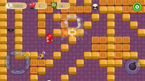 Bomberman reborn screenshot 3