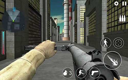 Call of war WW2: FPS frontline shooter para Android