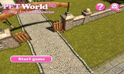 Simulation PetWorld 3D My Animal Rescue für das Smartphone