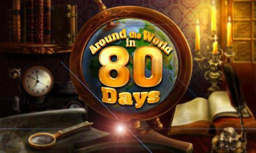Around the world in 80 days by Playrix games іконка