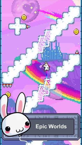 Arcade-Spiele The balloons: No spikes allowed für das Smartphone