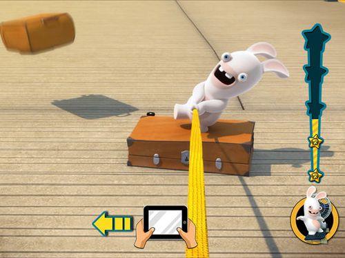 Кролики. Эпизоды: Интерактивное ТВ шоу